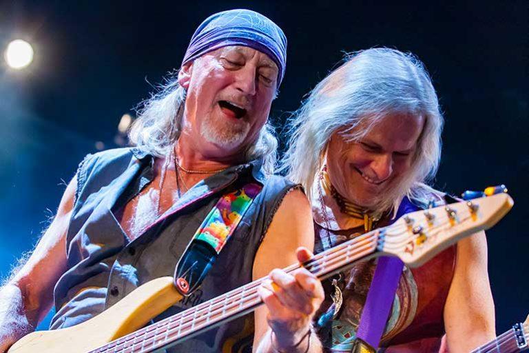 Deep Purple @ LG Arena, Birmingham – 27 November 2011