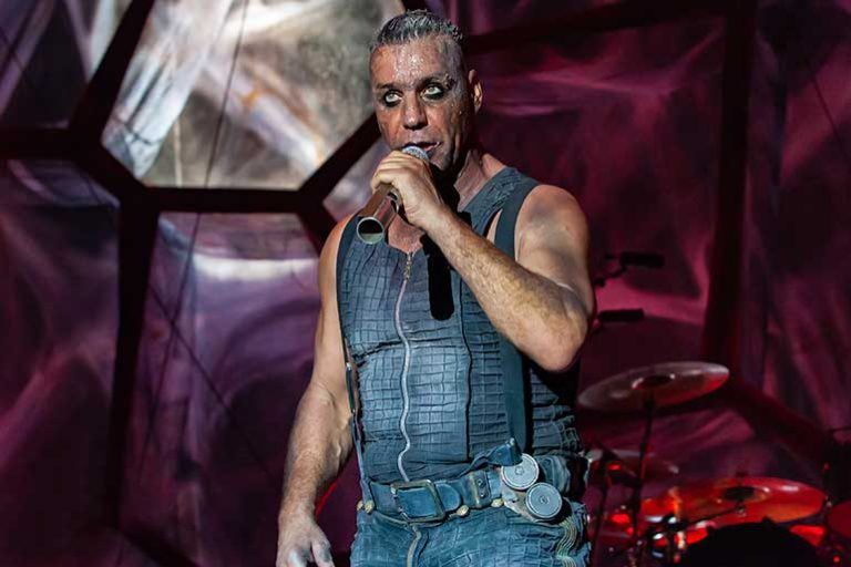 Rammstein @ LG Arena, Birmingham – 25 February 2012