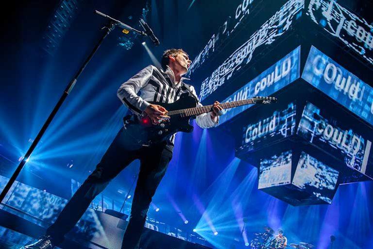 Muse @ LG Arena, Birmingham – 30 October 2012