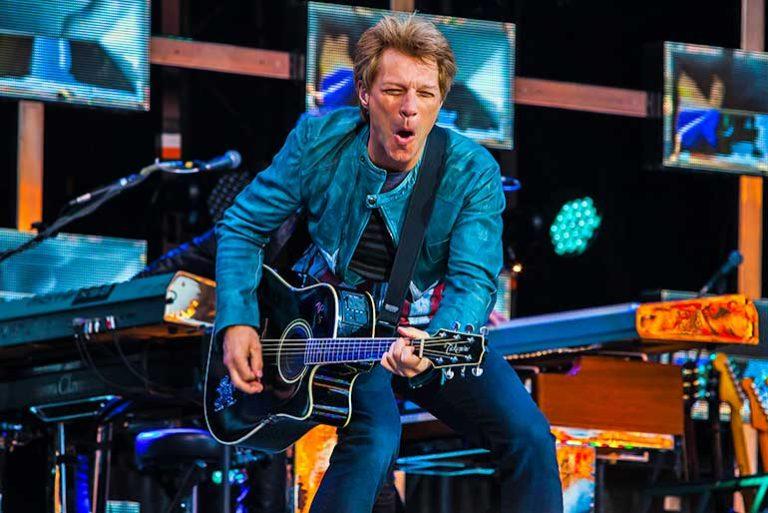 Bon Jovi @ Villa Park Stadium, Birmingham – 9 June 2013