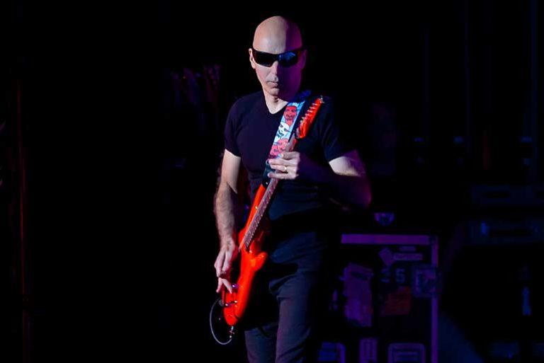 Joe Satriani @ O2 Apollo, Manchester – 8 June 2013