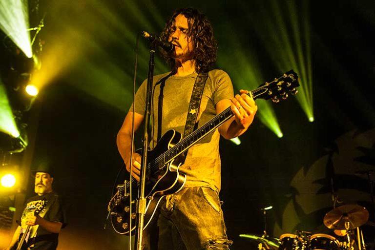 Soundgarden @ O2 Academy, Birmingham – 14 September 2013