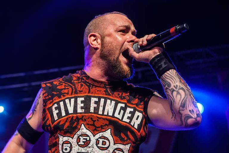 Five Finger Death Punch @ O2 Academy, Birmingham – 28 March 2014