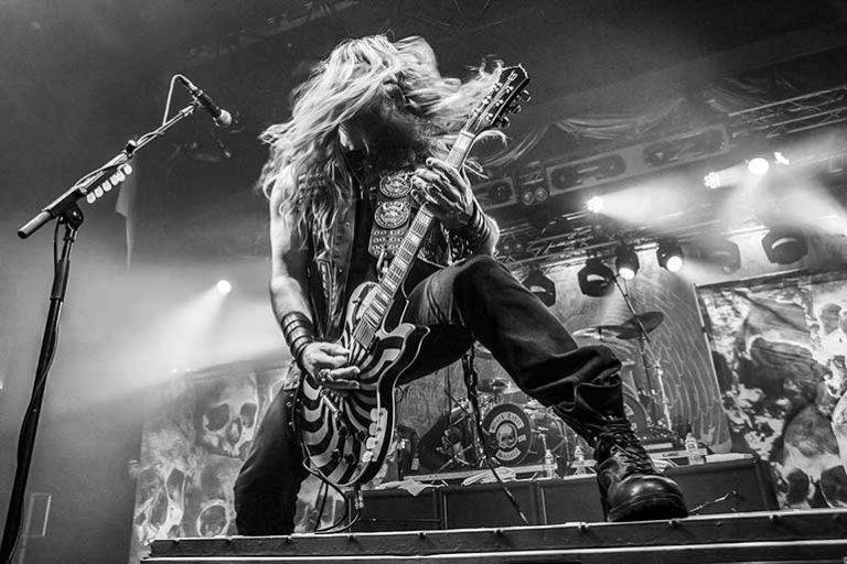 Hard Rock Hell 9 Thursday – 12 November 2015