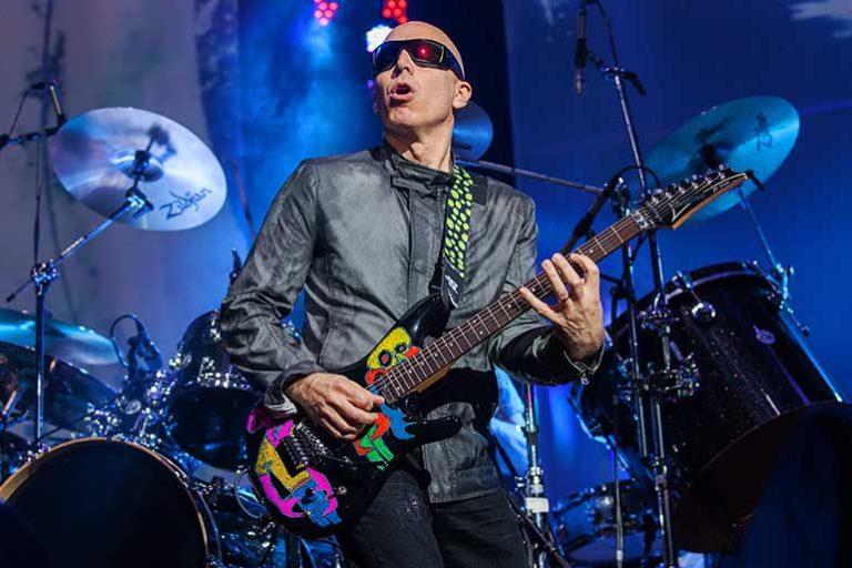 Joe Satriani @ Colston Hall, Bristol – 8 November 2015