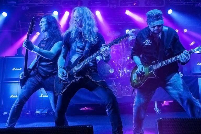 Hard Rock Hell 9 Saturday – 14 November 2015
