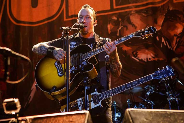 Volbeat @ Motorpoint Arena, Nottingham – 26 November 2016