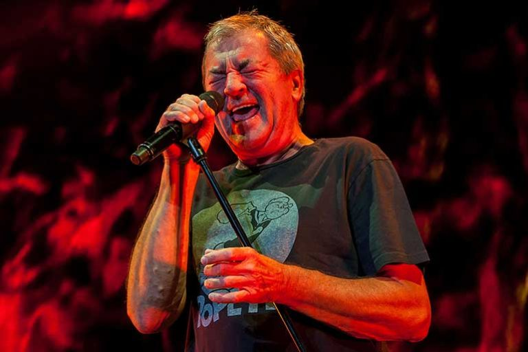 Deep Purple @ Arena, Birmingham – 17 November 2017