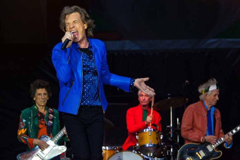 Rolling Stones @ Principality Stadium, Cardiff – 15 June 2018