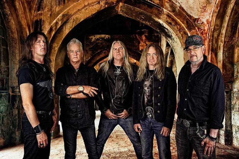 Saxon – 40th Anniversary Tour