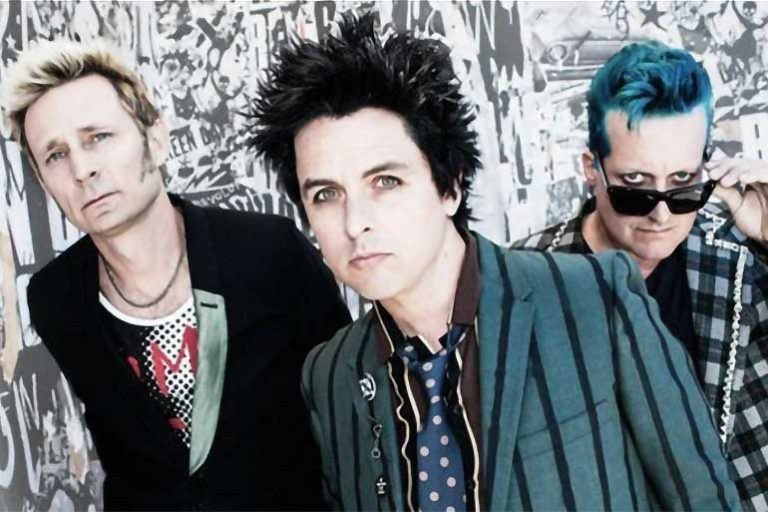 Green Day – Hella Mega UK Tour 2022