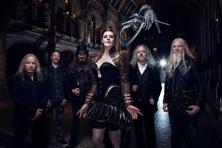 Nightwish – UK Tour Dates Nov/Dec 2021