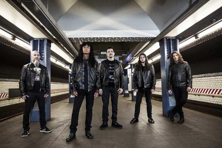 Anthrax – 40th Anniversary UK Tour