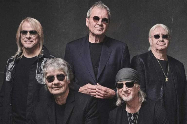 Deep Purple – 'Whoosh!' UK Arena Tour