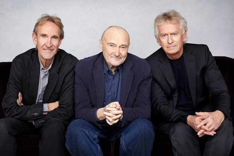 Genesis – 'The Last Domino?' Tour Dates