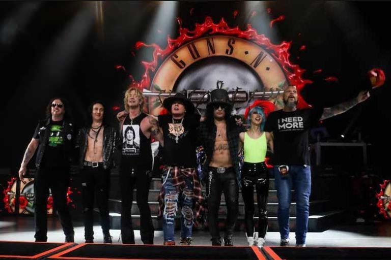Guns N' Roses – 2022 UK Tour Dates
