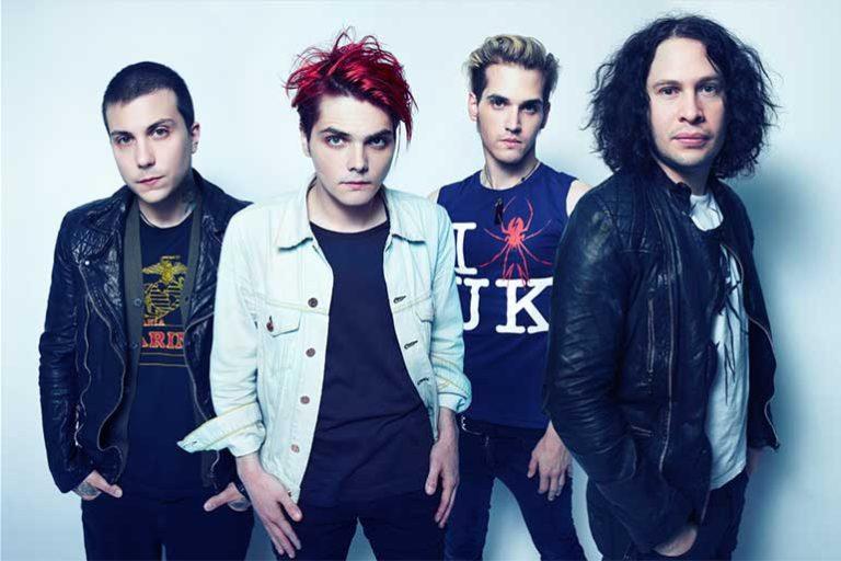 My Chemical Romance – UK Tour 2022
