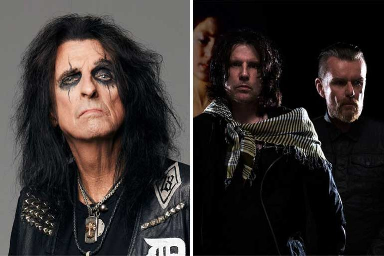 Alice Cooper and The Cult – 2022 UK Tour