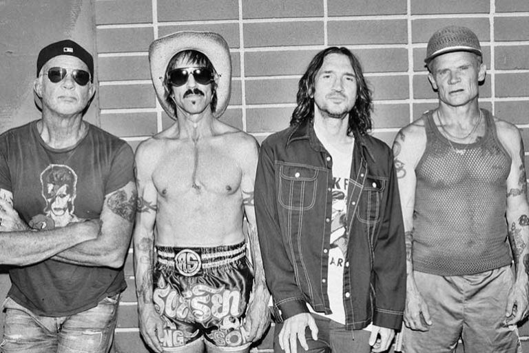 Red Hot Chili Peppers – 2022 UK Tour Dates
